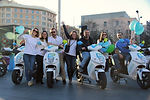 eCooltra Motosharing in Barcelona