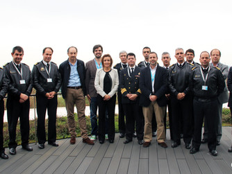 CEIIA VISITED BY THE NATIONAL MARITIME AUTHORITY