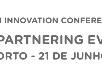 INTERNATIONAL B2B PARTNERING EVENT NO PORTO A 21 DE JUNHO