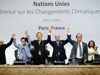 COP21 IN PARIS: PROMOTING SUSTAINABLE MOBILITY