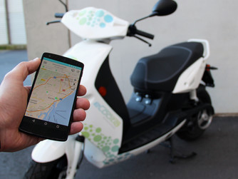 MOBI.ME TRANSFORMS SCOOTER RENTAL BUSINESS IN BARCELONA