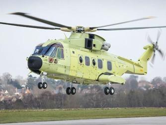 ENGINEERING OF CEIIA IN LEONARDO HELICOPTERS FOR NORWAY