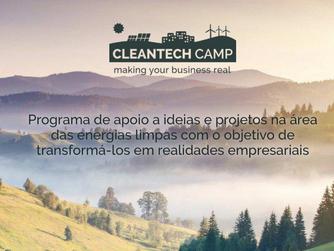 CEIIA É PARCEIRO DE INVOCAÇÃO DO CLEANTECH CAMP