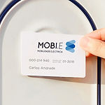 Participation in the launch of MOBI.E