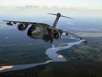 NOVO EMBRAER KC-390 APRESENTADO HOJE EM PORTUGAL INTEGRA 450.000 HORAS DE ENGENHARIA CEIIA