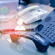 IP Telephony or IP Phone with IOT, inter