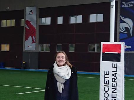 A la rencontre de Léa GALOPIN étudiante du master 2 MMSSP