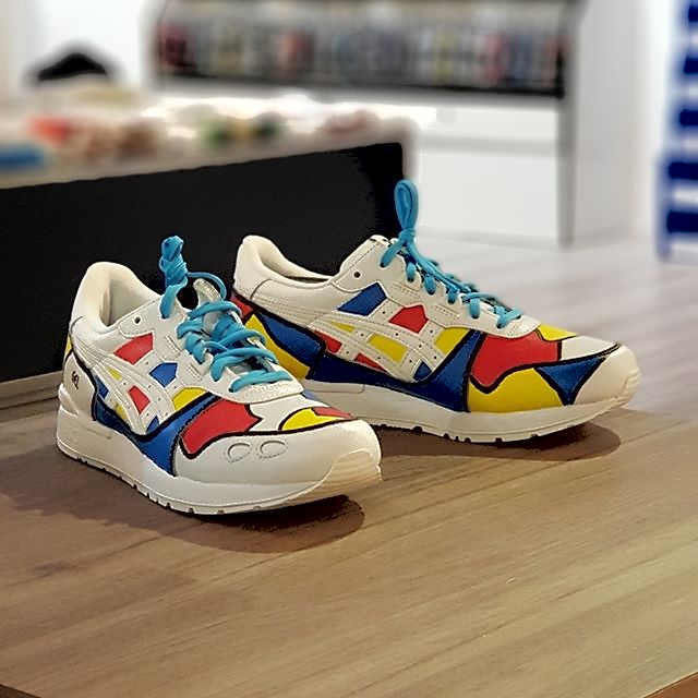 Looking for a pair of sneaker exclusivel