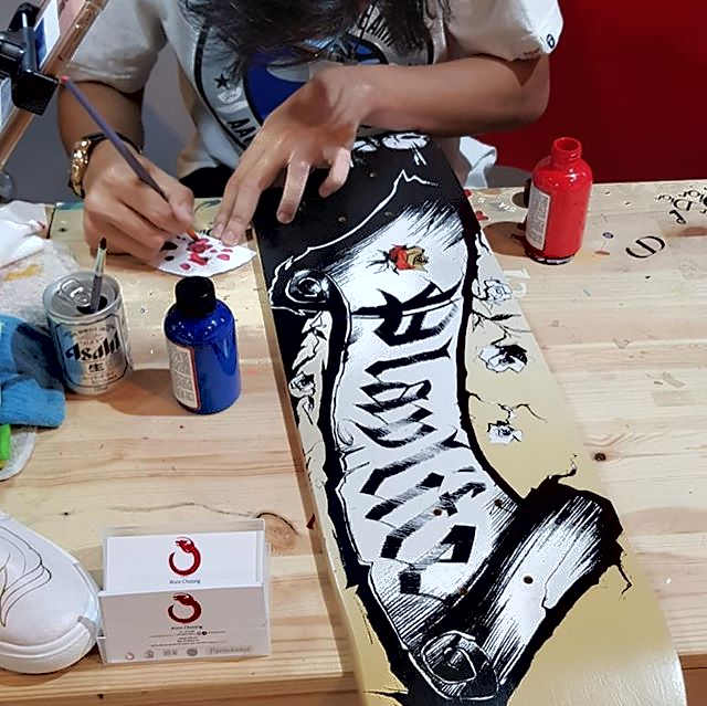 Customisation class available @thesolebr