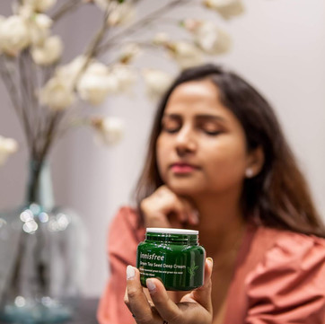 Innisfree Green Tea Seed Range Review