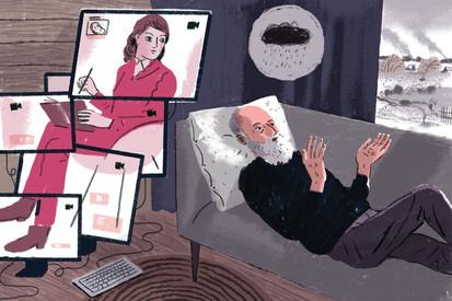 La terapia online