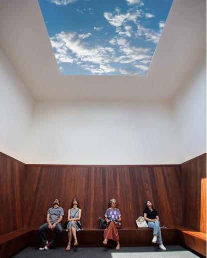 El cielo: el techo, la fuga y la pausa