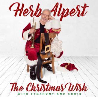 Herp Albert album: The Christmas Wish