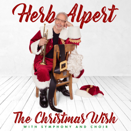 Herp Albert album: The Christmas Wish