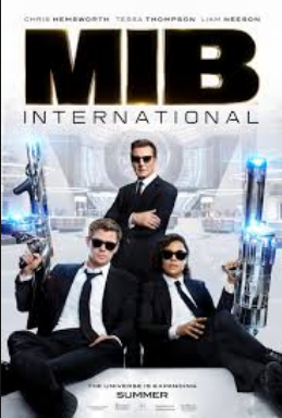 Choir vocals for MIB International