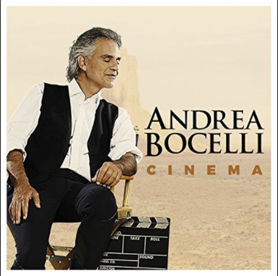 Andrea Bocelli album: Cinema