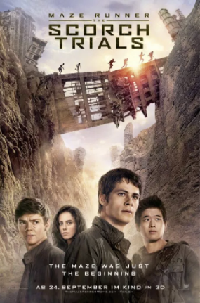 Maze Runner: Scorch Trials (2015)