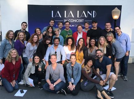 La La Land Live - Hollywood Bowl 2017