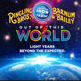 """Vocals for Ringling Bros show """"Out Of This World"""""""