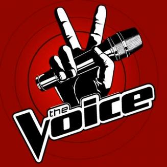 Background vocals on The Voice