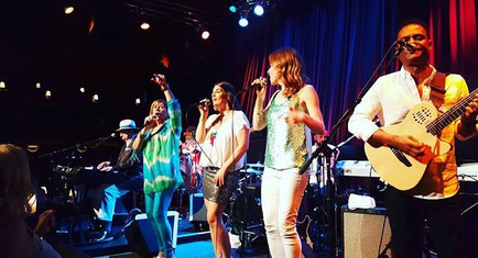 Sergio Mendes show at Jazz Alley in Seattle, WA - 2017