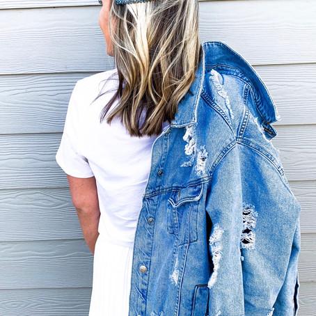 How to Break in a Denim Jacket: 3 Easy Steps