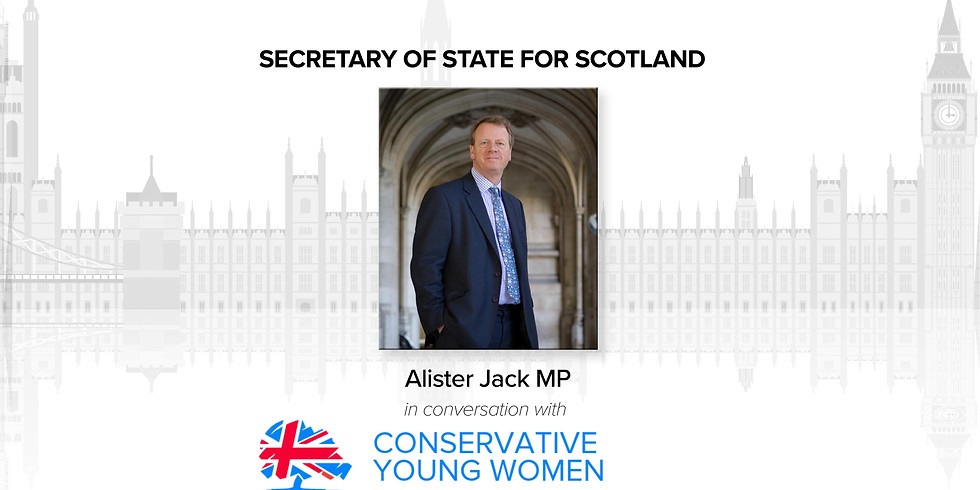 CYW in conversation with Secretary of State for Scotland, the Rt Hon Alister Jack