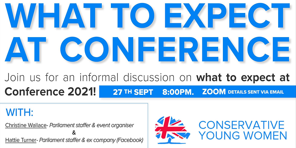 What to Expect at Conference