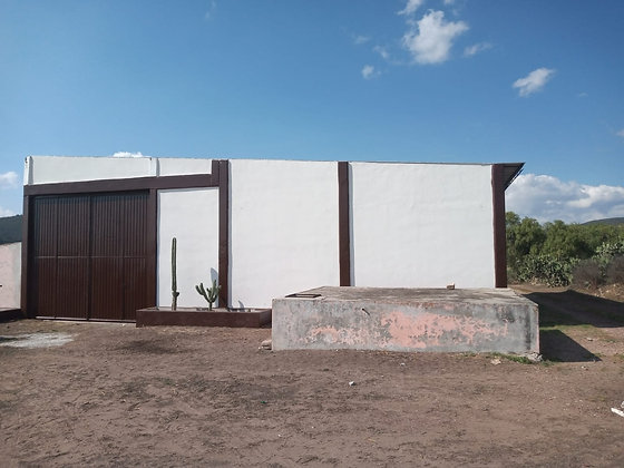 Bodega en San Agustin Tlaxiaca