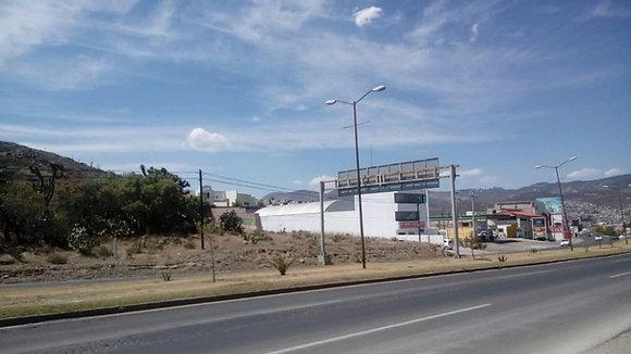 TERRENO EN ABUNDIO MARTINEZ, COLOSIO, MINERAL DE LA REFORMA