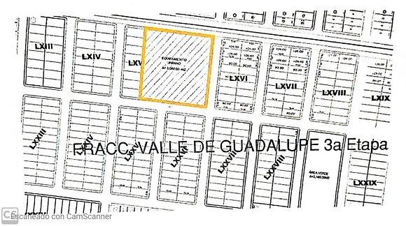 TERRENO EN VALLE DE GUADALUPE, CIUDAD SAHAGUN