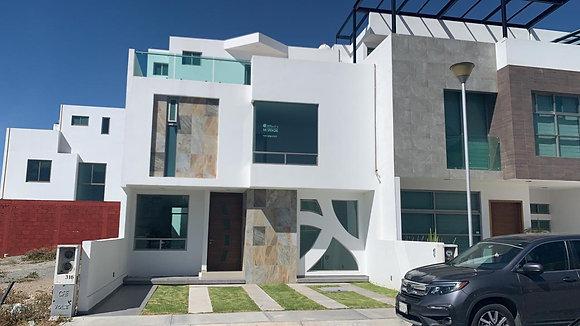 CASA EN FRACC LA HERRADURA, PACHUCA