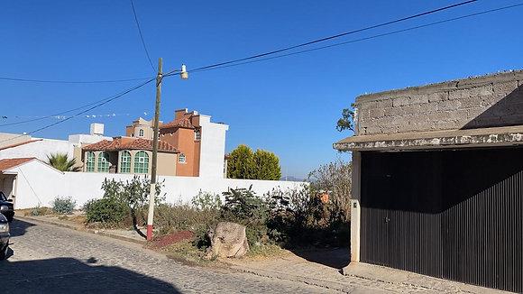 TERRENO EN ATOTONILCO, CENTRO
