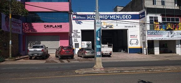 EDIFICIO EN HUEJUTLA DE REYES
