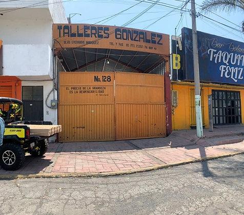 BODEGA Y EDIFICIO EN EVERARDO MÁRQUEZ