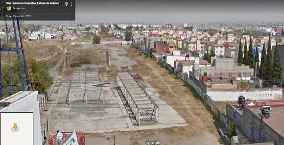 TERRENO EN COACALCO, ESTADO DE MÉXICO
