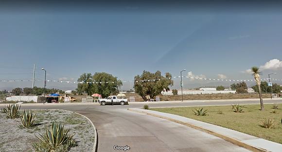Terreno en  Blvd. Paseos de Chavarría,Hidalgo