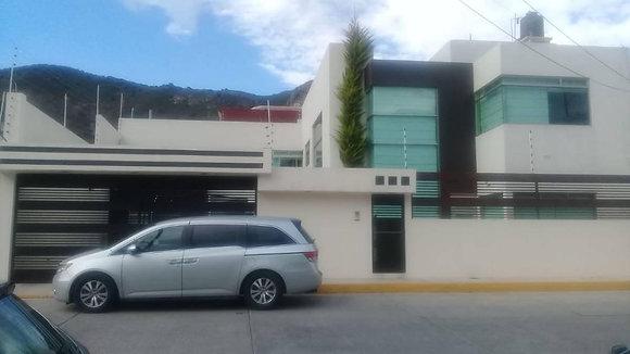 CASA EN REAL DE MINAS, PACHUCA HIDALGO