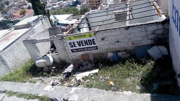TERRENO EN CUBITOS, PACHUCA DE SOTO