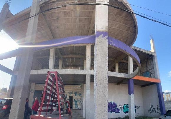 TERRENO CON CONSTRUCCIÓN, BLVD. G BONFIL