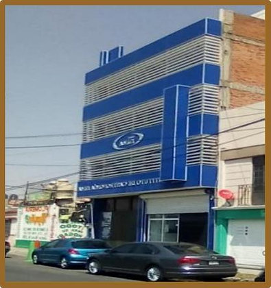 EDIFICIO EN PERIODISTAS, PACHUCA