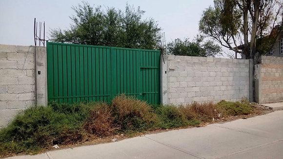 TERRENO CON CONSTRUCCIÓN EN SEGUNDA CERRADA GUILLERMO PRIETO, ACTOPAN