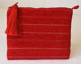 Red_Rayon_Chenille_and_Pure_Silk_Woven_C