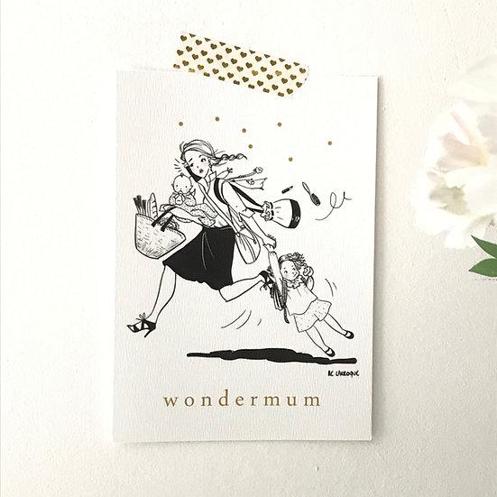 Wondermum