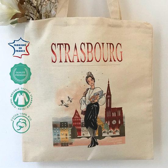 Totebag de Strasbourg
