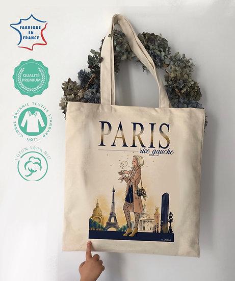 Paris Rive Gauche, le Tote-bag