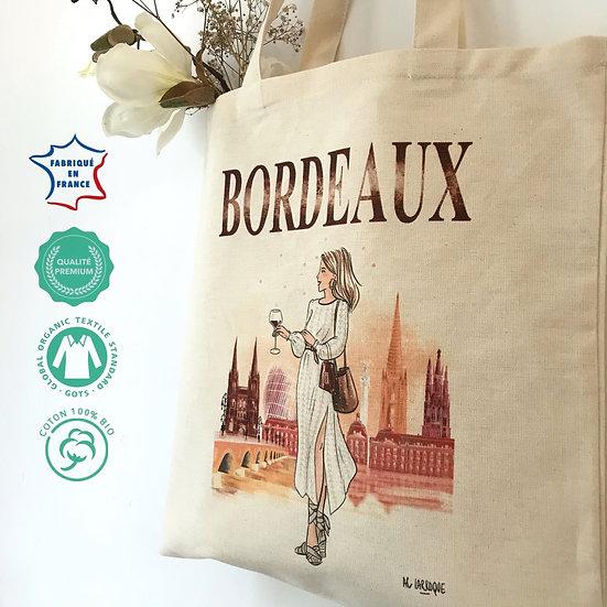 Totebag de Bordeaux