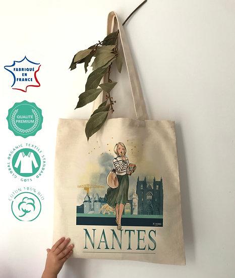 Nantes, le Tote-bag