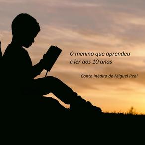 Gostar de Ler - Miguel Real