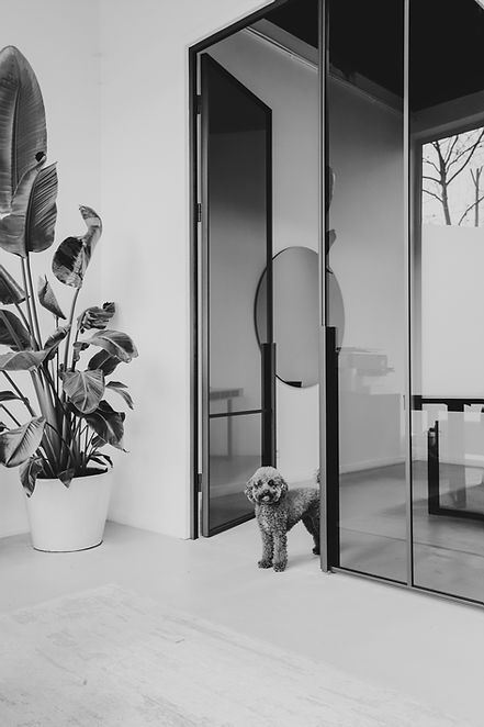 Showroom Antwerpen Vida Doors